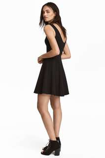 H&M jersey/skater dress