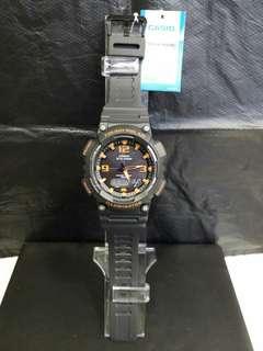 """AQ-S810W-8A卡西歐品牌手錶""""Casio""""日本機芯一年保養"""