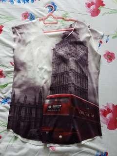 Woman blouse, Tee shirt