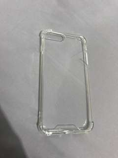 1phone 7+ clear phone case