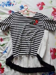 Woman blouse top
