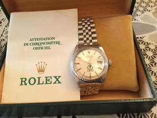 Rolex datejust saudi dial rare limited