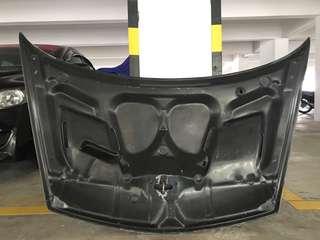 Hood Bonet Mugen Civic TypeR