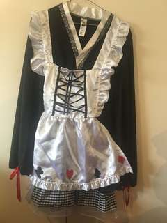 Alice in Wonderland/ Maid Costume