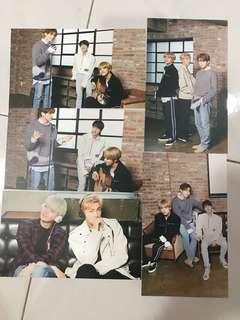 BTS x Mediheal Postcards
