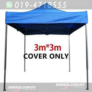 Cover Cloth 3x3m for Outdoor Pop Up Canopy Folding Tent