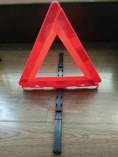 🚚 汽車安全反光三角架