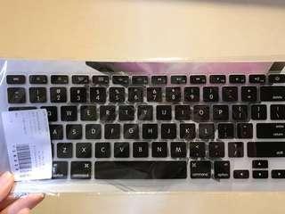 Apple MacBook 13吋 keyboard 保護膜