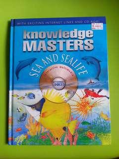 Sea and Sea life Knowledge Masters