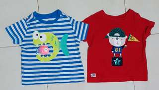 2in1 tee mothercare