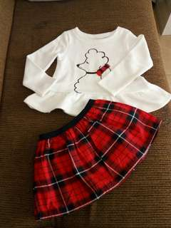 Terno christmas outfit