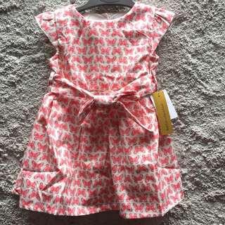 Nett Price 📌New Dress Max Baby 6-12 mos