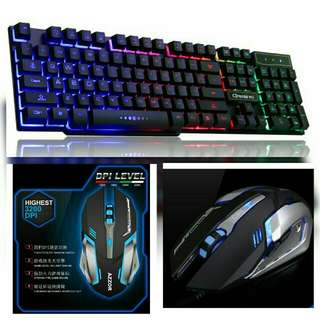 BN Gaming Keyboard Mouse set