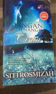 Jangan Menangis Cinta, Siti Rosmizah