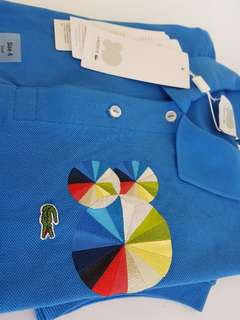 Lacoste 80th Anniversary Edition