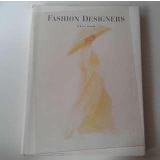 Fashion Designers Hardcover