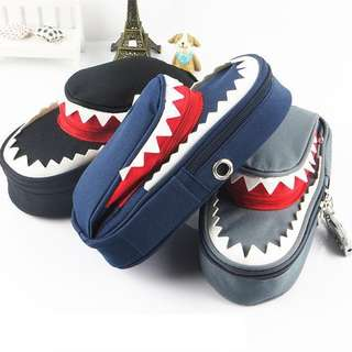 [NEW] Shark 🦈 Pencil Case for Boys