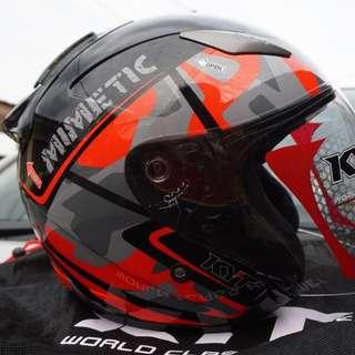 Helmet KYT Galaxy Slide