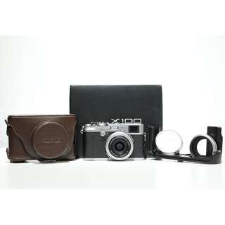 Fujifilm X100 (Silver)