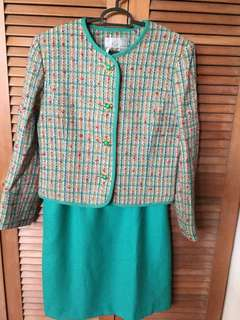 Quality winter dress and skirt