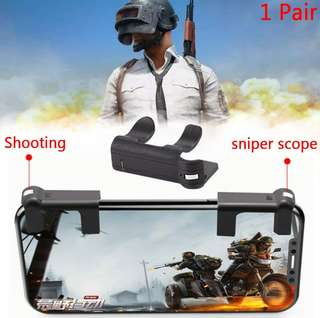 ▶️ PUBG Fast Shooting Games Controller Aiming Key / Button- Free Casing (iPhone / Android)