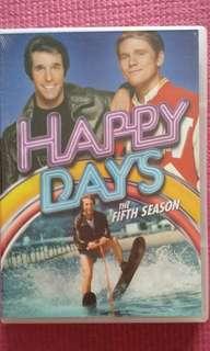 Happy Days - Fifth Season DVD