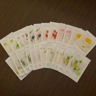 ORI Innisfree Real Squeeze Mask 100%