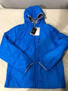 New Air Jordan down feather reversible jacket large