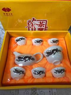 Chinese Teacup Sets