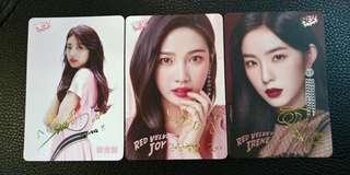3 個韓女金簽名