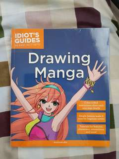 Idiot's Guide Drawing Manga