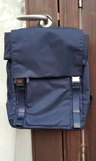 TUMI Back Pack with Laptop Case Navy