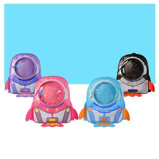 Aerospace kids bagpack
