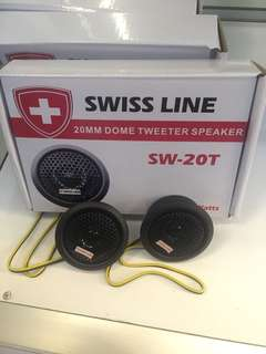 swiss line tweeter