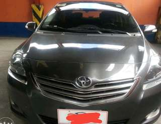 2013 Toyota Vios 1.5L