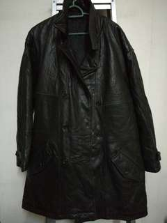 Authentic Goat Leather Jacket