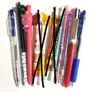 全新 原子筆 墨水筆 鉛筆 鉛芯筆