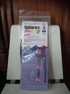 Foot Support Sport Balance Buddy Cushions