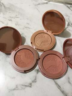 Tarte Mini Blushes x 3 | Concept.Thrilled.Enthused