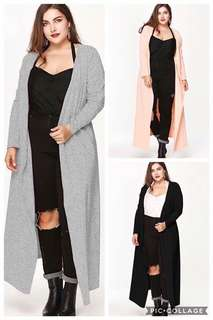 Long Sleeves Cardigans
