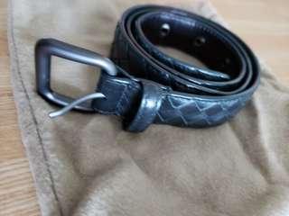 BV 織皮皮带