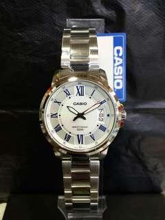 "MTP-E130D-7A卡西歐品牌手錶""Casio""日本機芯一年保養"