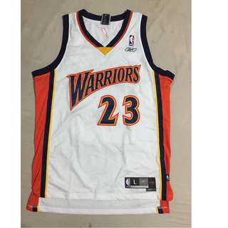 NBA Jersey Jason Richardson Golden State Warriors