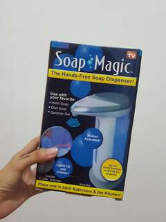 Soap Magic Dispenser
