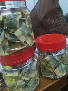 Popia seaweed crispy