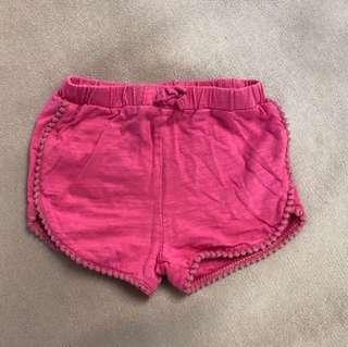 Mothercare baby short pants