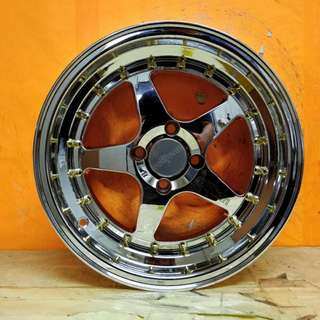 SPORT RIM 15inch ROTIFORM FULL CHROME