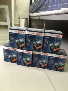 Bosch Oil filter Toyota kijang 1.8 Yaris 1.5 VVT