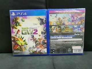 [BN] PS4 Plants vs Zombies GW2 (Brand New)