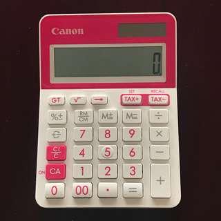 CANON Calculator 計數機 LS-123T